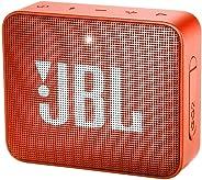 JBL GO 2 Bluetooth Speaker Wireless Portable Music Player IPX7 Waterproof 3.5mm Audio Cable Input Noise Canceling Speakerphon