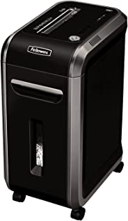Fellowes Powershred 99Ci, 18 Sheet Cross Cut Paper Shredder for the Small or Home Office with 100% Jam Proof, SafeSense and S