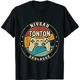 Homme Futur Tonton Parents Gamer Nouvelle Naissance Annonce Tata T-Shirt