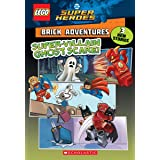 Super-Villain Ghost Scare! (LEGO DC Comics Super Heroes: Brick Adventures): 2 (LEGO DC Super Heroes)