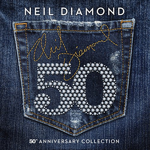 50th Anniversary Collection (Cd Diamond Neil)