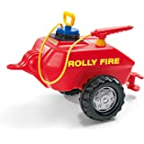 Rolly Toys - 122967 - Remorque 'Rolly Fire' + pompe - 75cm