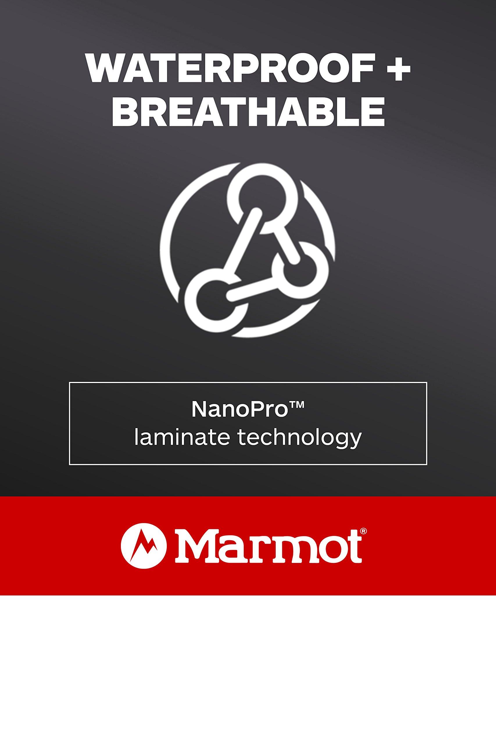 71GOjqaIfIL - Marmot PreCip Lightweight Raincoat, Men, Waterproof, Windproof & Breathable