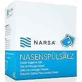 60x Nasenspülsalz · große Vorratspackung · praktische Beutelchen · NARSA® Nasensalz für die Nasendusche