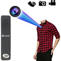 M MHB Mini Hidden Button Camera Series 4, HD Sound Clearity Button Camera,HD 720P Resolution with Both Audio and Video…