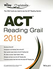 Wiley's ACT Reading Grail 2019