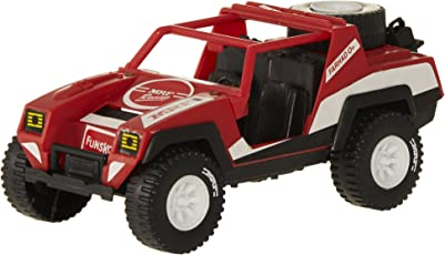 Funskool MRF Racing Jeep, Multi Color