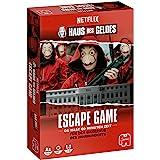 Jumbo Spiele Haus des Geld - Het Escape Game naar de serie - Escape Room spel vanaf 14 jaar