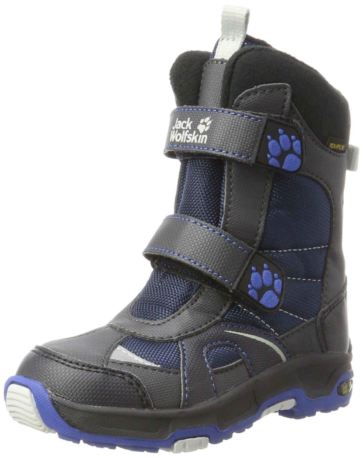 Jack Wolfskin Boy's S Polar Bear Texapore Snow Boots Child 1