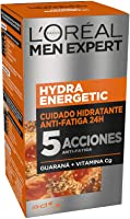 L'Oreal Paris Men Expert Crema Hidratante para hombre Anti-Fatiga Hydra Energetic - 50 ml
