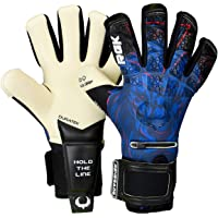 Renegade GK Limited Edition Rogue Goalie Gloves with Microbe-Guard (Sizes 6-11, 8 Styles, Lvl 4+) Pro Fingersaves | Only…