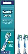 Oral-B Sonic Aufsteckbürsten, 2 Stück