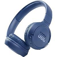 JBL Tune 510BT – Bluetooth Over-Ear Kopfhörer in Blau – Faltbare Headphones mit Freisprechfunktion – Kompatibel mit…