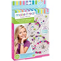 Make It Real Block & Rock Charm Bracelets