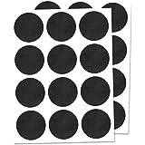 300 Pièces, Étiquettes Autocollantes pour Bocaux, Tableau Noir Effaçable - 25mm