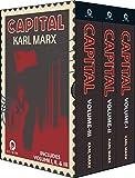 Capital (Vol I, II & III - Set of 3 Books)