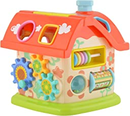 Toyshine Learning and Fun House with Multi-Skill Activities
