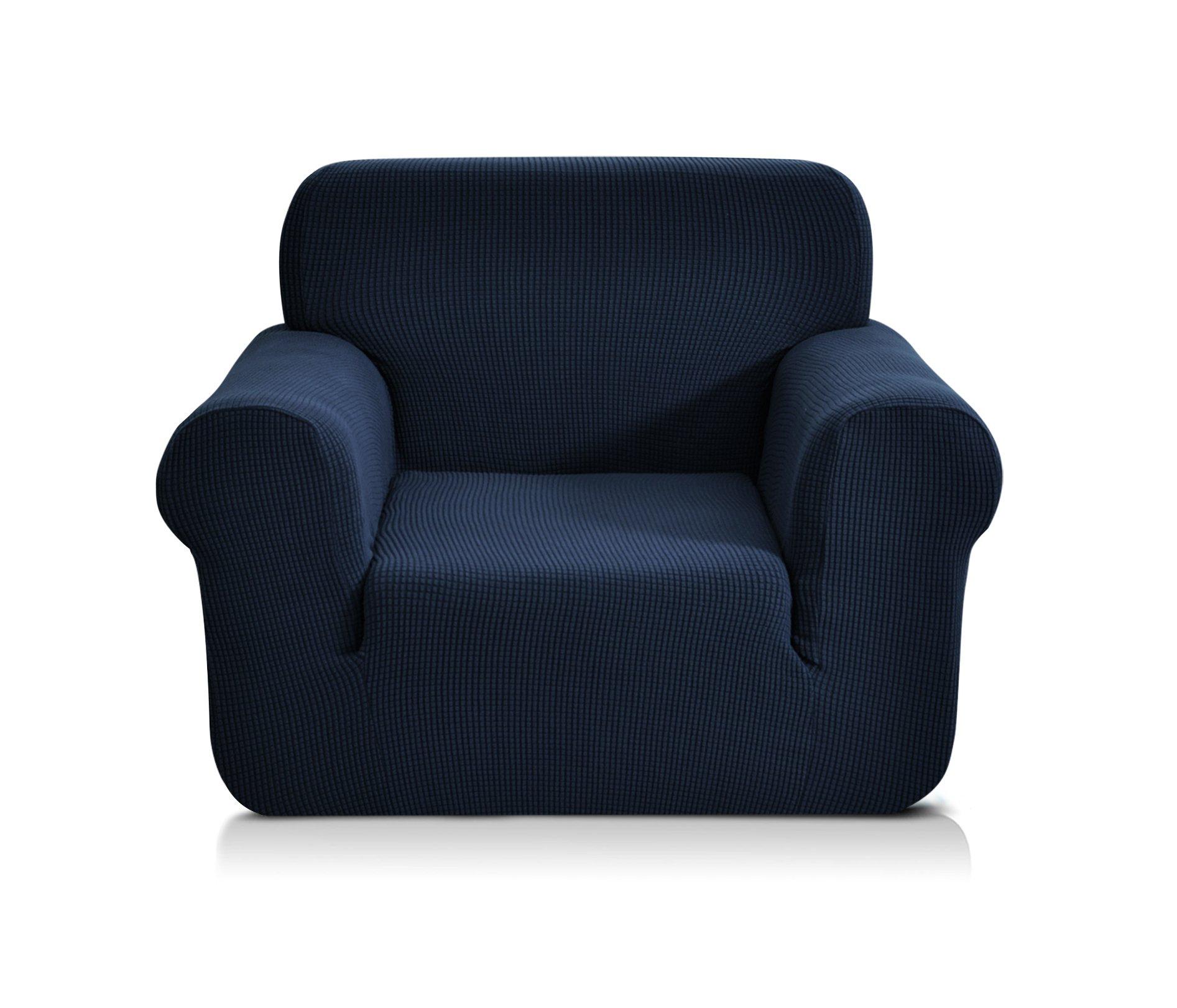 chun yi 1 pi ce jacquard housse de canap extensible rev tement de canap inspid co. Black Bedroom Furniture Sets. Home Design Ideas