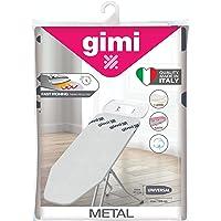 Gimi Metal - Foderina in Cotone 100% con Speciale Trattamento Metallizzato, 130 x 45 cm, 1 Pezzo