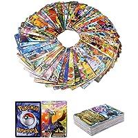 100Pcs Cartes XY Series EX Cartes MEGA Cartes (80EX + 20Mega)