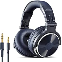 OneOdio Pro-10 Over Ear Headphone, Wired DJ Bass Headsets with 50mm Driver, Foldable Lightweight Headphones with…