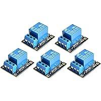 ARCELI 5 STÜCKE KY-019 5 V EIN Kanal Relaismodul Bord Schild Für PIC AVR DSP ARM für arduino Relais