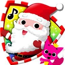 Pinkfong Christmas Fun: ¡Canciones, juegos y marcos de fotos!