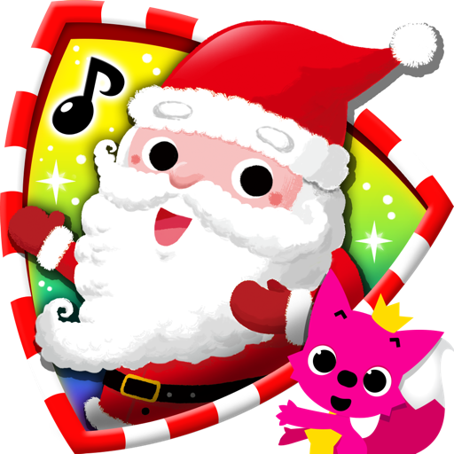 Pinkfong Christmas Fun: Songs, games and photo frames! (Santa-apps Kostenlos)
