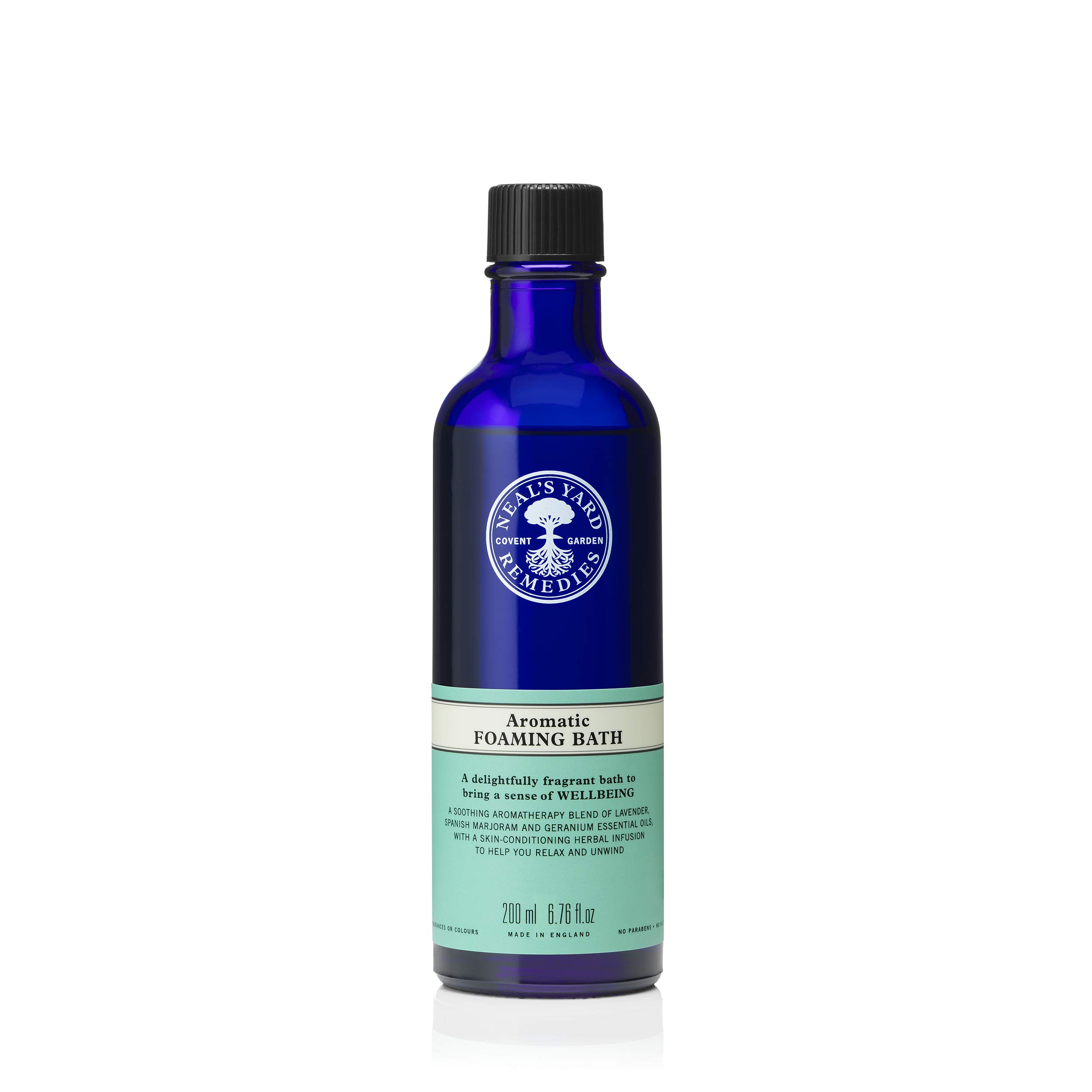 Neal's Yard Remedies Organic Aromatic Foaming Bath 200ml