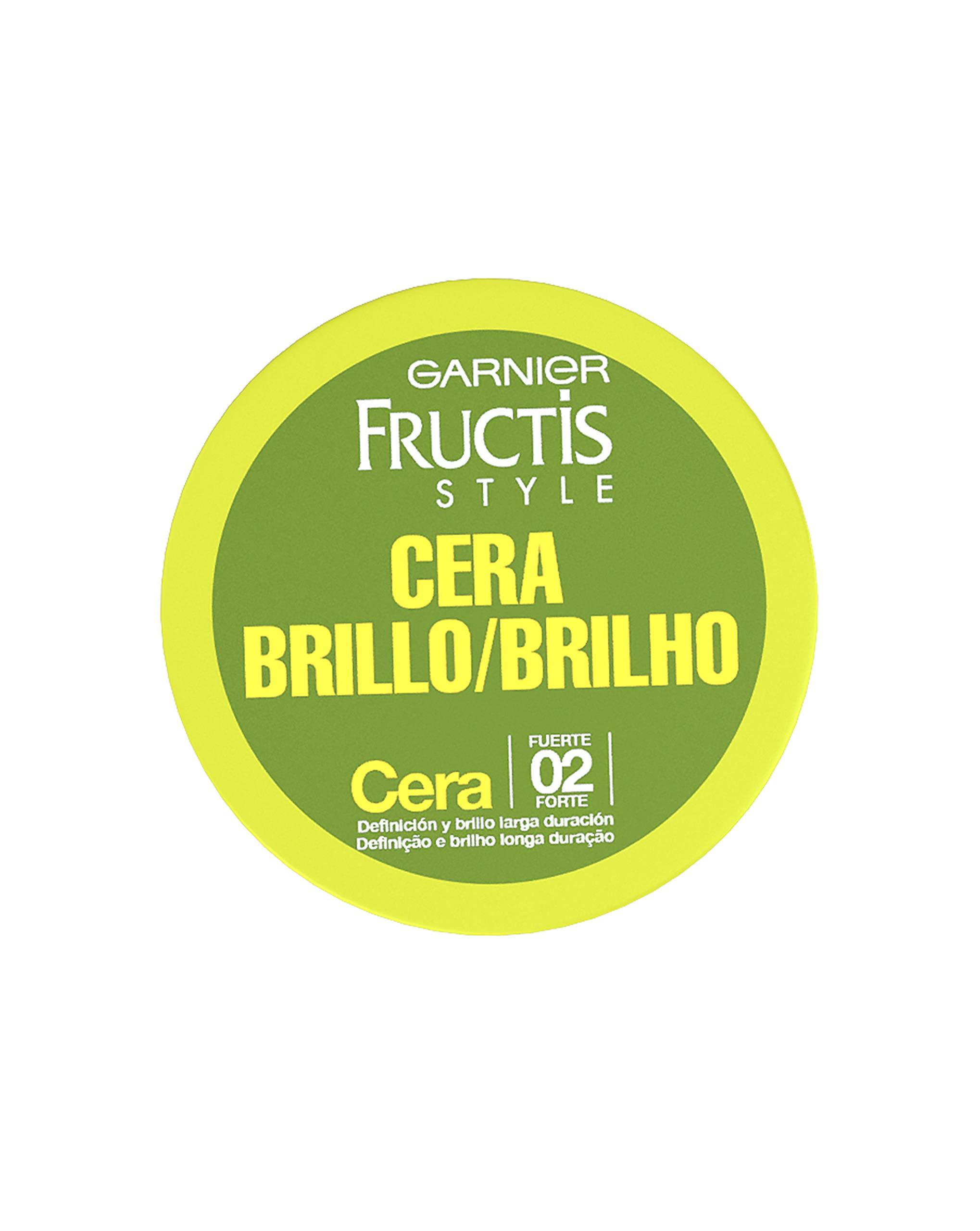 Garnier Fructis Style Cera Definición y Brillo – 75 ml
