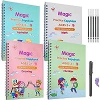 MOCUMEI Magic Practice Copybook/ Calligraphy ( four sets)