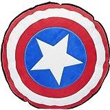 Marvel Kudde Captain America Shield, svart, 2