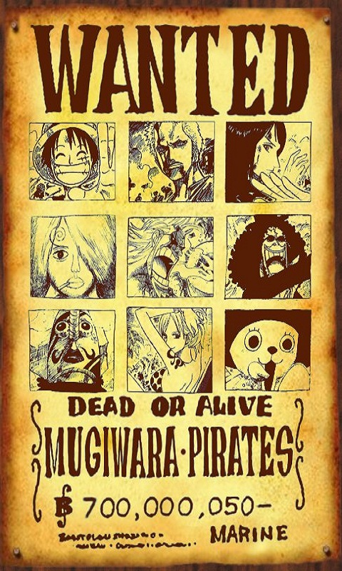 One Piece Wanted Wallpaper Amazon Co Uk Appstore For Android