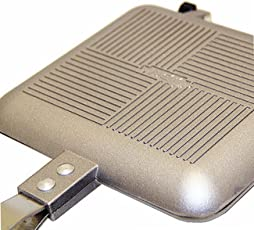 New NGT Sandwich Toaster Toastie Maker ideal für Camping und Karpfenangeln