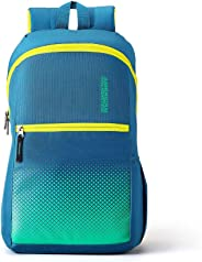 American Tourister Dash 20 Ltrs Teal Casual Daypack (FF7 (0) 11 001)