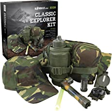 Kombat UK Kids Classic Explorer DPM kit, Camoflauge