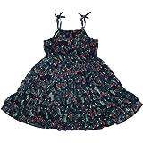 Allen Solly Junior Girls' A-Line Midi Dress