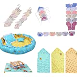 Infantbond New Born Baby 41 in 1 Complete Daily Essential(Pack of 41 Items)(0-6 Months)