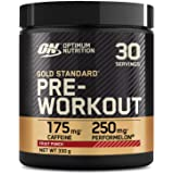 Optimum Nutrition Gold Standard Pre Workout, Energy Drink con Creatina Monoidrata, Beta Alanina, Caffeina e Vitamina B Comple
