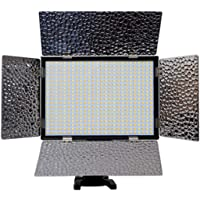 Digitek Professional LED Video Light D520 with Battery and Charger