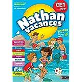 Cahier de Vacances 2021 du CE1 vers le CE2 - Nathan Vacances - 7/8 ANS