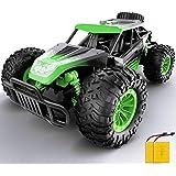 GizmoVine Coche Teledirigido ,1:14 Coche de Control Remoto Coches de Alta Velocidad RC Fast Racing Monster Buggy, Camiones To