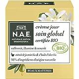 N.A.E. - Crème Visage de Jour - Certifiée Bio - Soin Global - Peaux Matures - Extrait de Jasmin Bio et d'Huile d'Olive Bio -