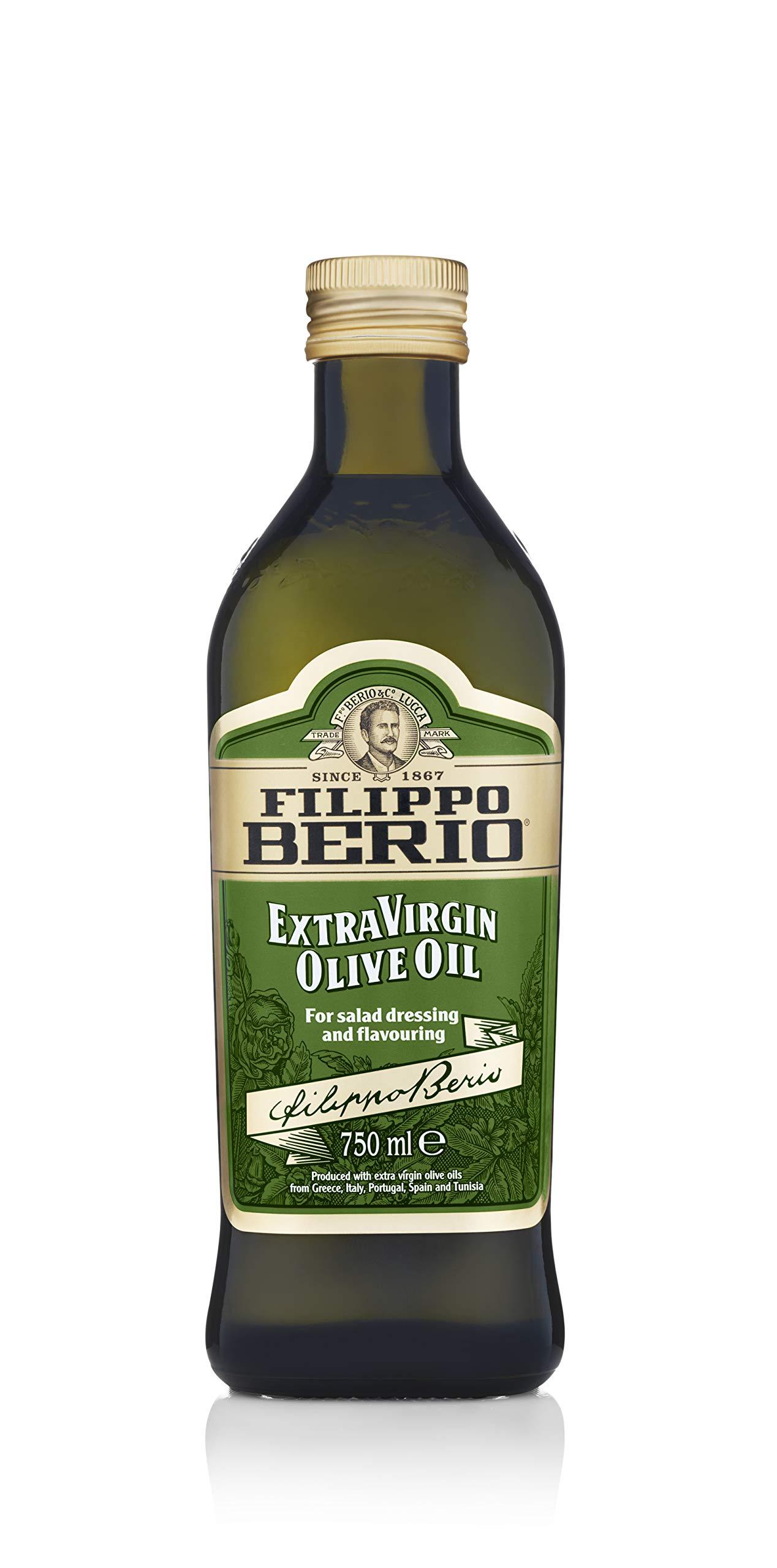 Filippo Berio Extra Virgin Olive Oil, 750 ml 1