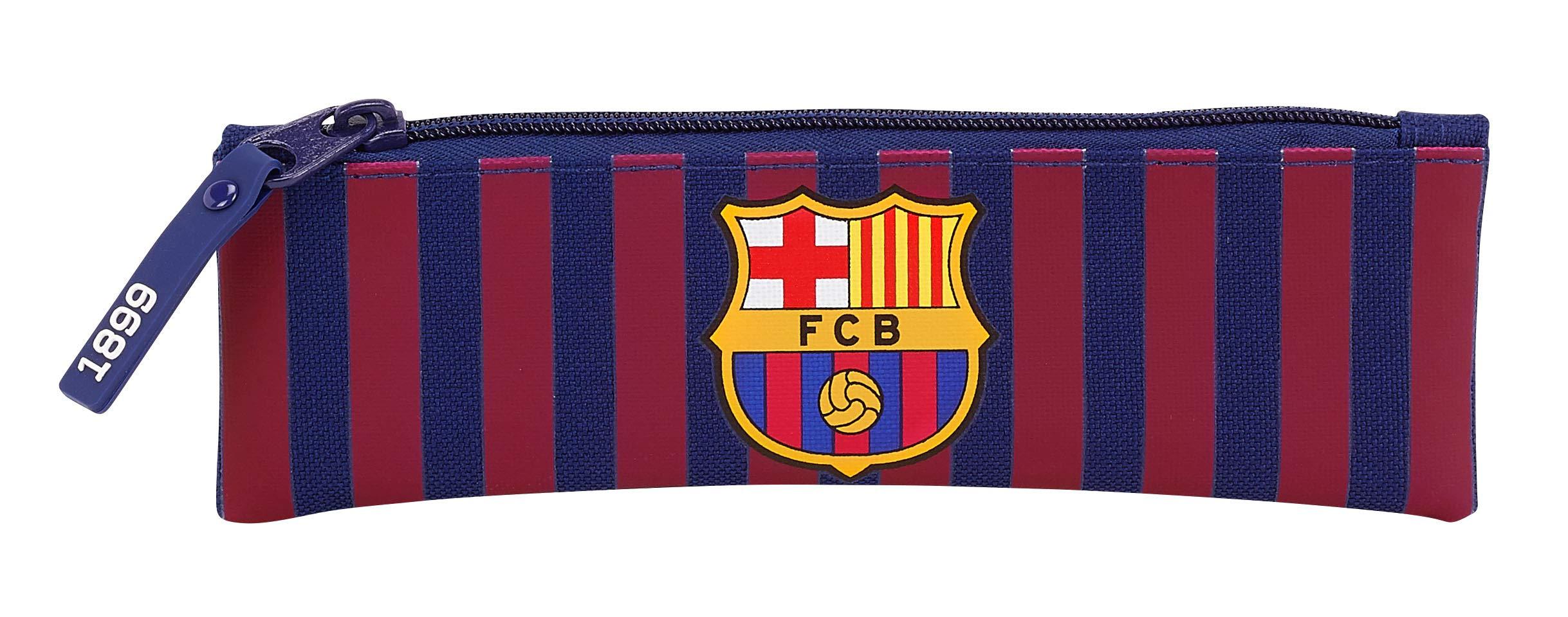 FC Barcelona 811829025 2018 Estuches 20 cm, Azul