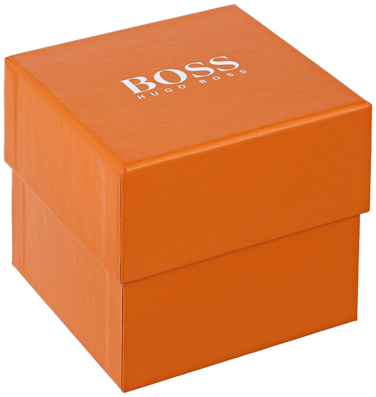 Hugo Boss Orange Reloj Analógico para Hombre de Cuarzo con Correa en Cuero 1550074