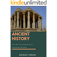 Ancient History : UPSC BPSC & Other State PCS (UPSC Prep Book 2)