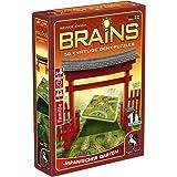 Pegasus Spiele 18130G Brains - Japanischer Garten: 50 Knifflige Denk-Puzzles