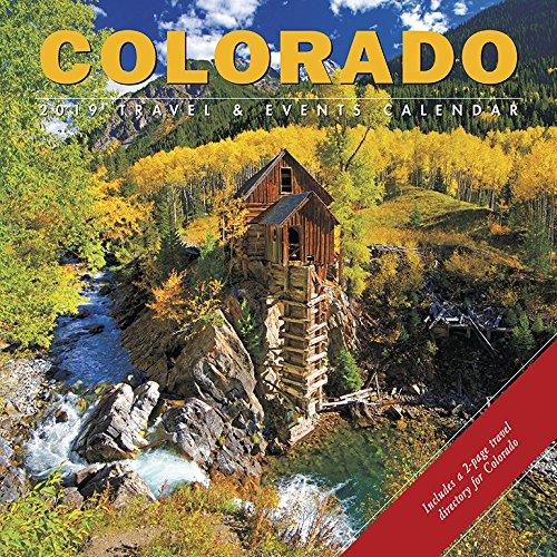 Colorado 2019 Calendar: Includes Travel Directory