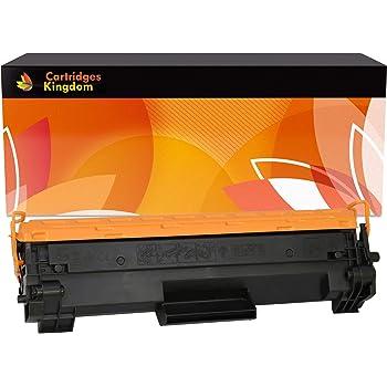 Cartridges Kingdom Toner Compatibile per HP CF244A 44A | HP LaserJet Pro M15a M15w M16a M16w MFP M28a M28w M29a M29w